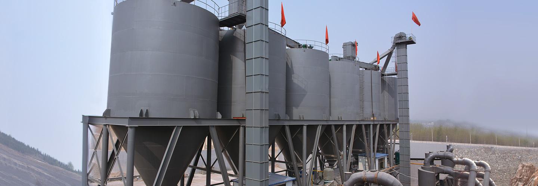 石家庄VU120机制砂生产示范线