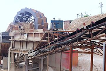 Hunan 120TPH Limestone Crushing Line