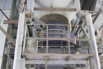 Pebble Crushing Plant