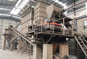 Shandong 3000TPD Basalt Crushing Line