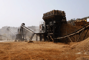 Mali 50TPH Hill Stone Crushing Line
