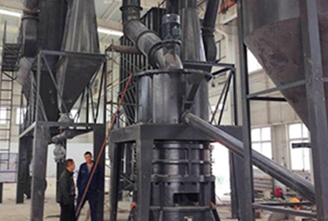Zhejiang 100000TPY Calcite & Limestone Ultrafine Powder Plant