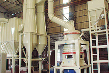 20,000TPY Calcite & Limestone Grinding Line