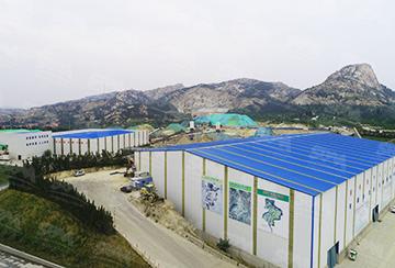 2 мн. тонн в год комплекс для дробления строительных отходов