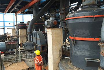 30 ТВЧ Мельничный комплекс для обработки известняка в Индии