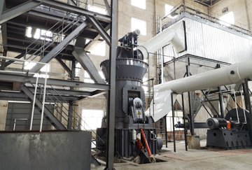 30TPH Clean Coal Powder Preparation Line