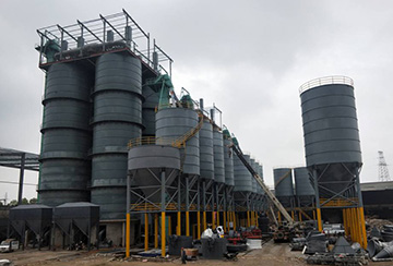 2,000TPD Limestone Grinding Plant