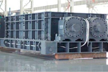 Kazakhstan 450TPH Gold Tailing Crushing Line