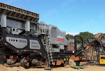 portable crusher plant in Mexico