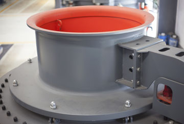 parts of sand making machine