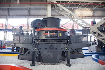 pebble sand making machine