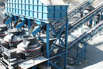 manufactured sand equipment