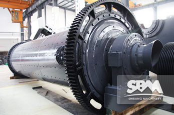 Ball Mill application