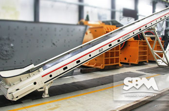 Belt Conveyor working