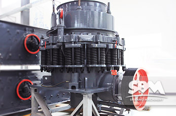CS Cone Crusher equipment
