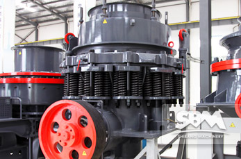 CS Cone Crusher application