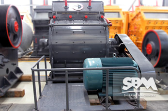 Hammer Crusher application