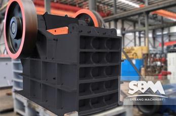 HJ Series Jaw Crusher equipment