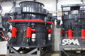 HPC Cone Crusher application