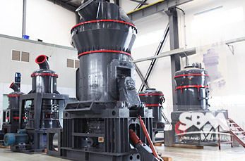 LM Vertical Grinding Mills application