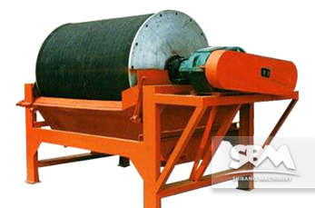 Magnetic Separation Machine application