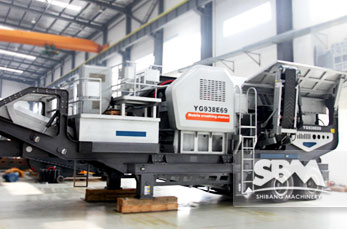 Mobile Jaw Crusher equipment