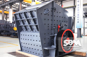 PFW Impact Crusher equipment