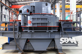 VSI Crusher equipment