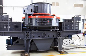 VSI5X Crusher equipment
