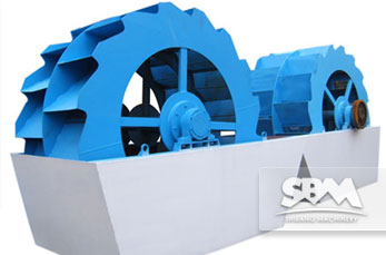 XSD Sand Washer equipment