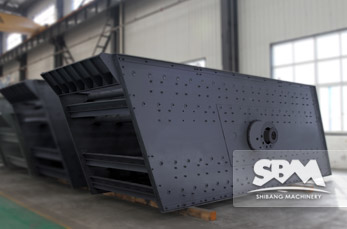 YKN Vibrating Screen application