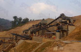 Laos iron ore processing plant