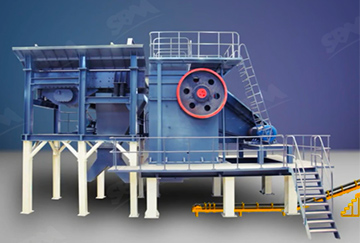 Nigeria 180TPH Granite Crushing Line