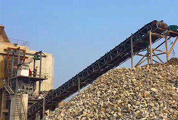 400TPH Pebble Crushing Plant