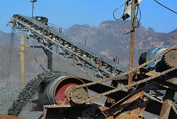 500TPH Basalt Crushing Line