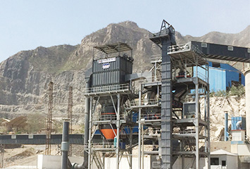 Cement & mine tailings sand-making project of Shijiazhuang Hengxin