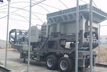 Thailand 1000TPD Iron Ore Crushing Line