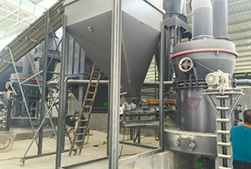 5TPH Clay Grinding Plant