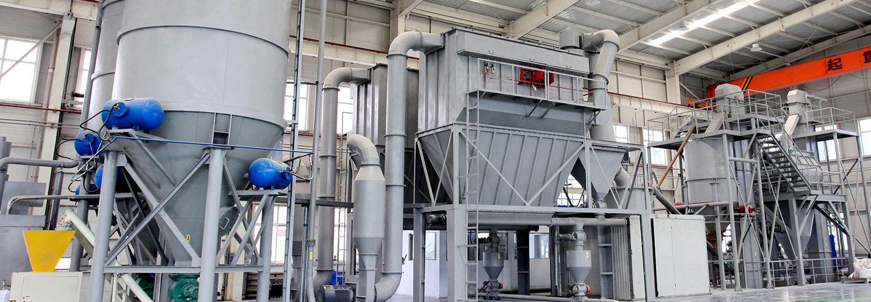 Производственная линия в Шаньсийской Цзинь Угольной компании